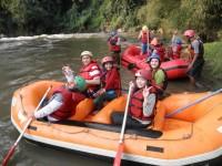 Paket Rafting Murah di Sungai Palayangan Situ Cileunca Pangalengan Kab. Bandung