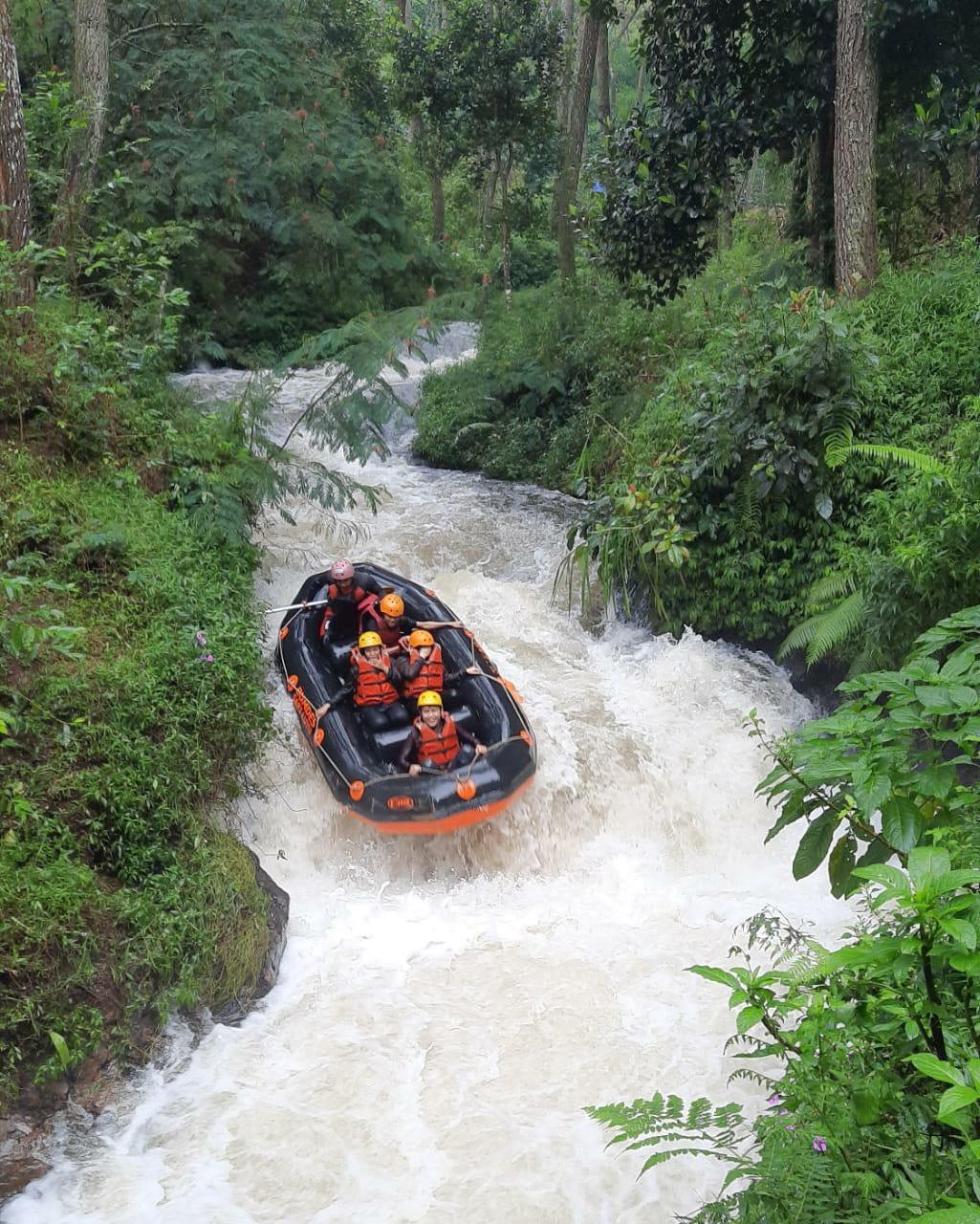 Sungai Palayangan Pangalengan – Situ Cileunca